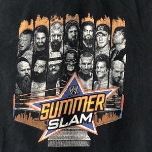 WWE Summer Slam 2014® black t-shirt KID XL